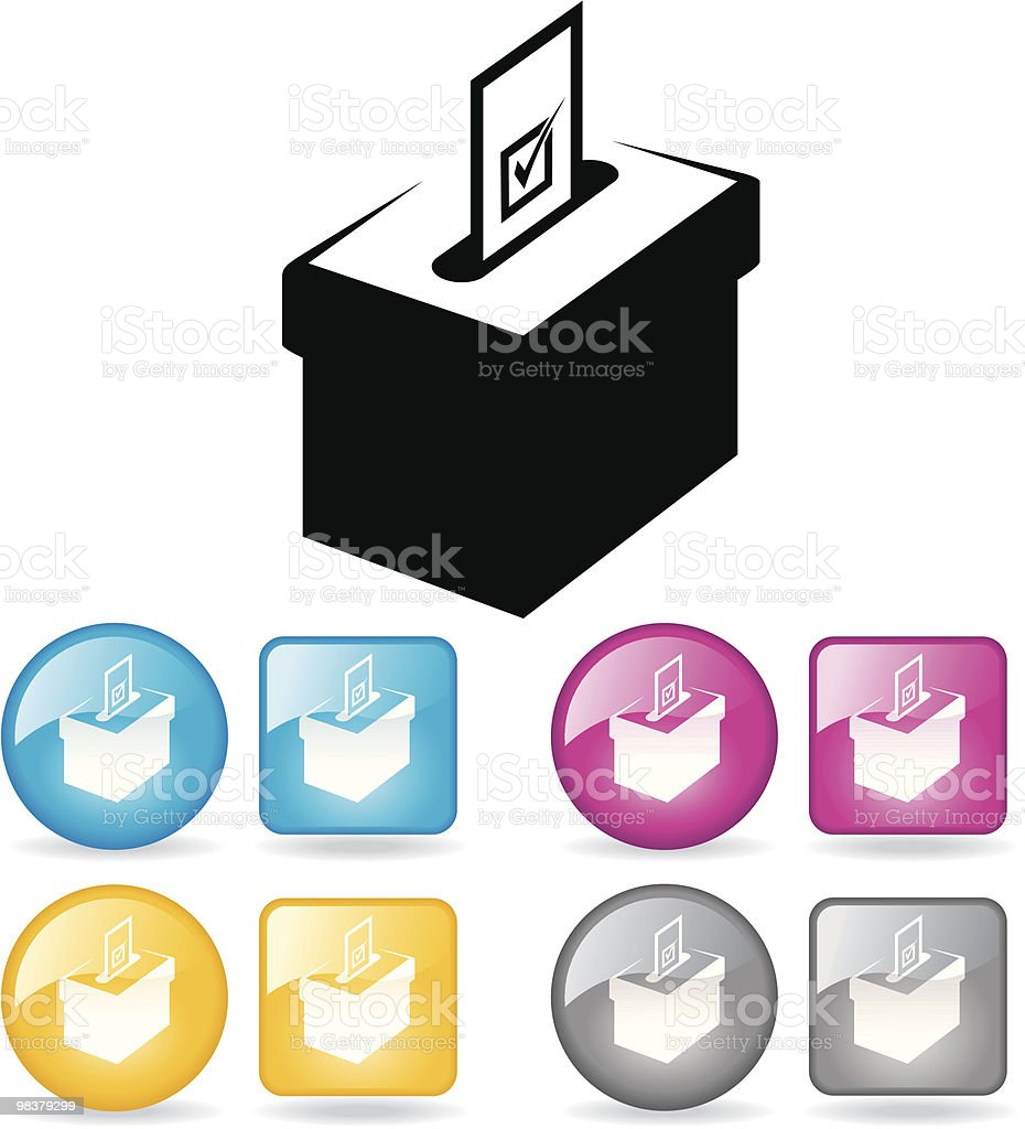 Election Ballot Box royalty-free election ballot box stock vector art & more images of ballot box
