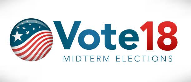 Election header banner with Vote Election header banner w/ Vote voting stock illustrations