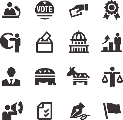 Election Icons - Acme Series