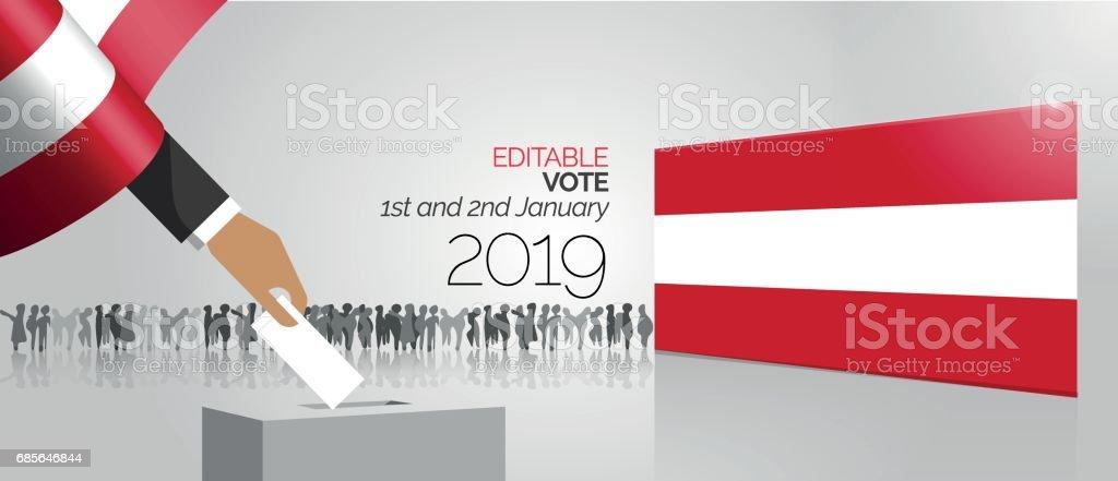 선거 투표 상자 오스트리아 royalty-free 선거 투표 상자 오스트리아 3차원 형태에 대한 스톡 벡터 아트 및 기타 이미지