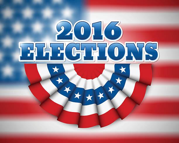 сша выборы баннер - presidential debate stock illustrations