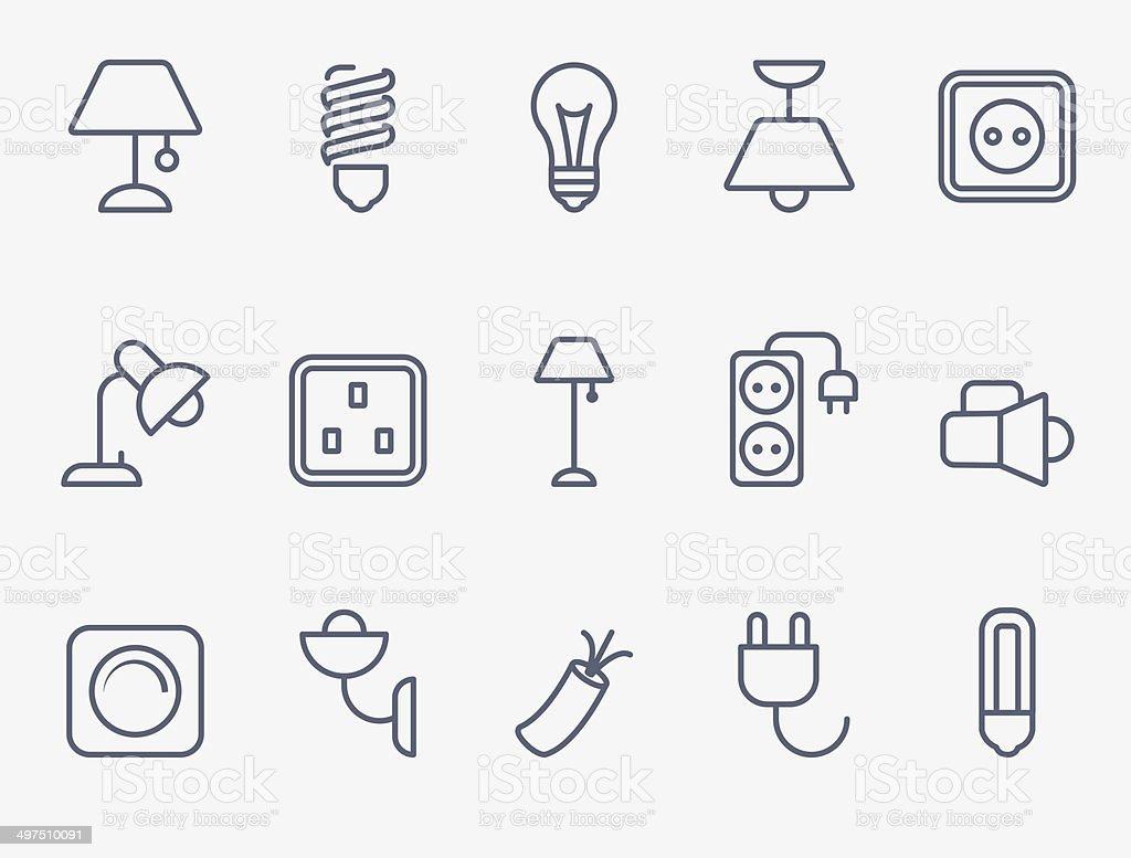 Schreibtischlampe clipart  Lamp Clip Art, Vector Images & Illustrations - iStock