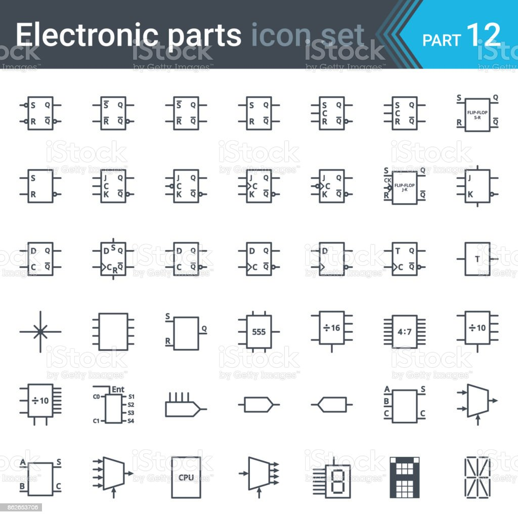 Electronic Schematics Symbols Circuits - Auto Electrical Wiring ...