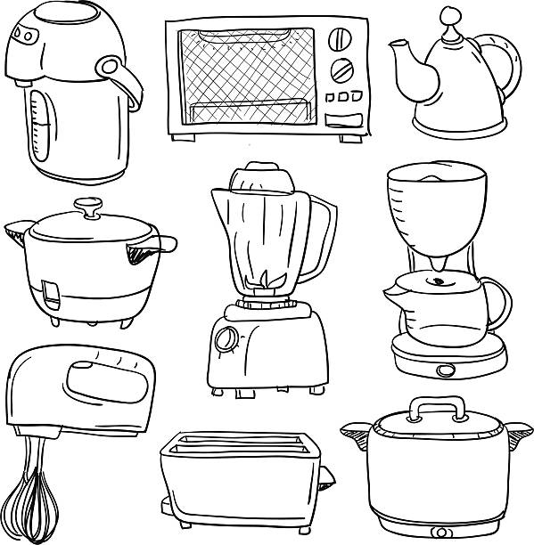 Microwave Clip Art: Best Microwave Illustrations, Royalty-Free Vector Graphics