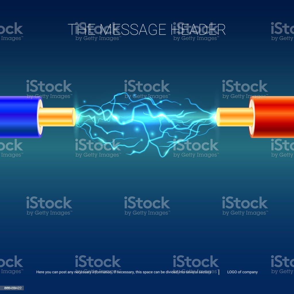Farbige Elektrokabel stromkabel mit funken kupfer elektrokabel in farbige isolierung und