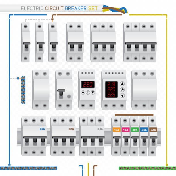 [SCHEMATICS_4FR]  25 Electrical Fuse Box Illustrations, Royalty-Free Vector Graphics & Clip  Art - iStock | Breaker Fuse Box Graphic |  | iStock