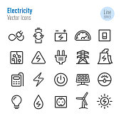 Electricity, industry,