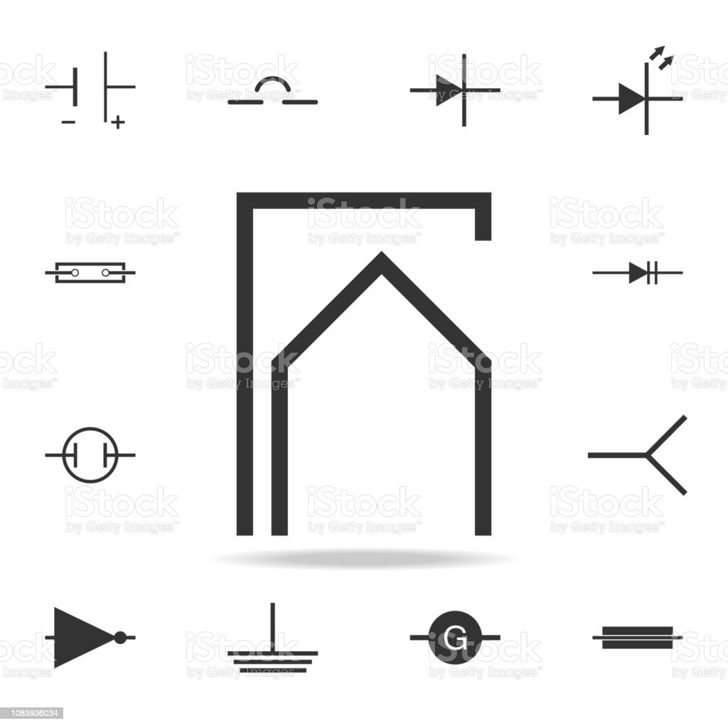 Symbols For Some Electric Circuit Components