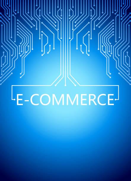 電子商取引 - エレクトロニクス産業点のイラスト素材/クリップアート素材/マンガ素材/アイコン素材
