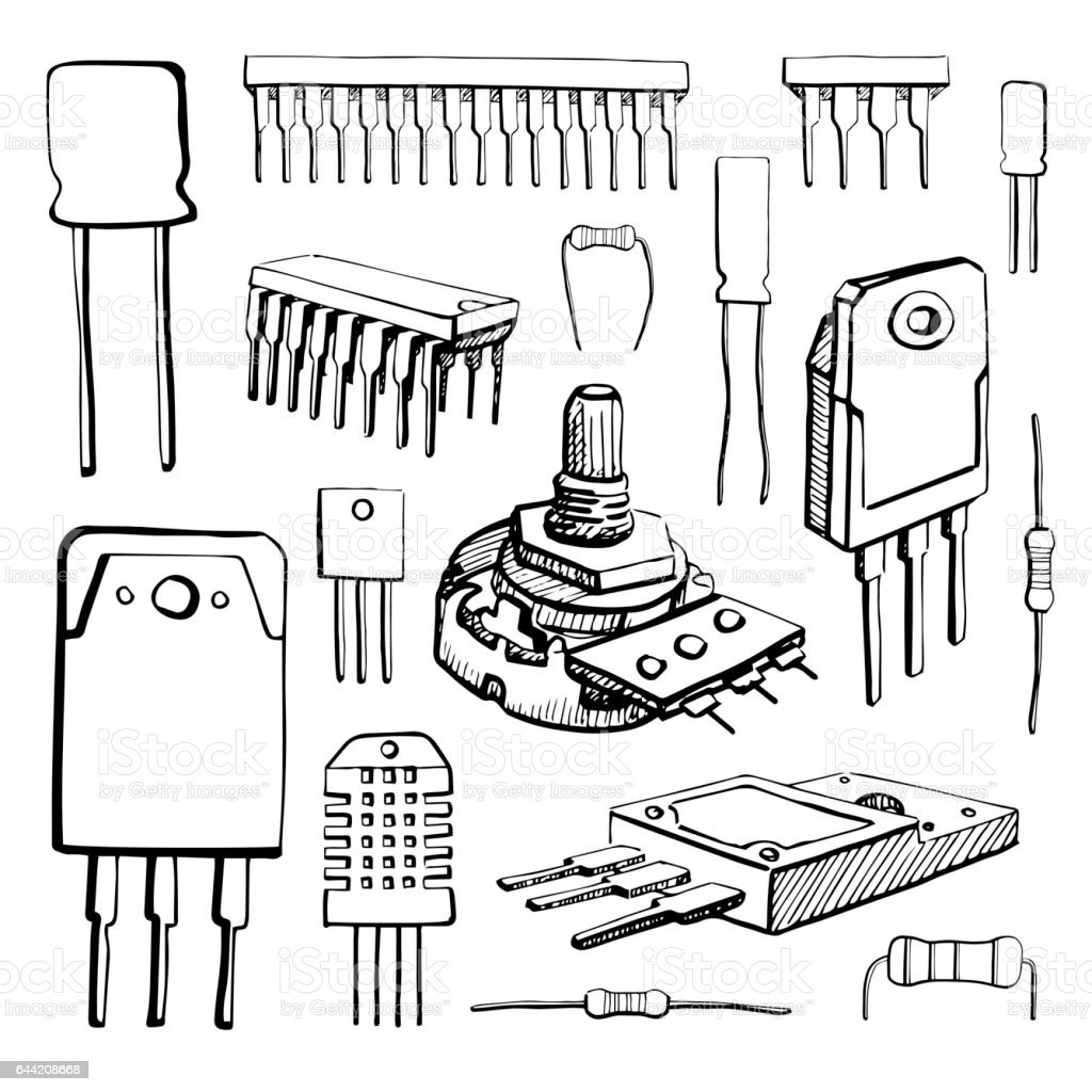 Fancy Symbol For Potentiometer Image - Wiring Diagram Ideas ...