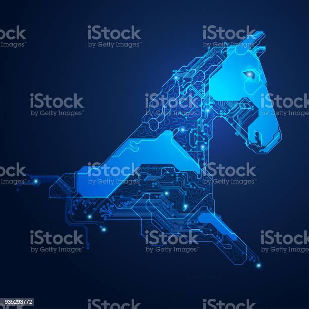 Electronic horse vector id935293772?b=1&k=6&m=935293772&s=612x612&h=oebwvch9mhpna rhjnhduudo4jzyeydqtpi ptnlvkc=