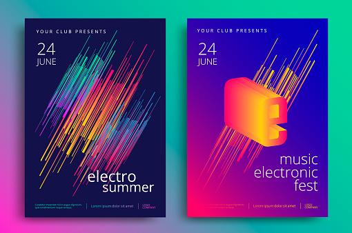 Electronic music fest