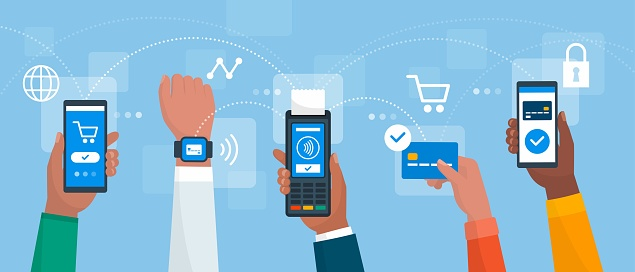 Electronic payments and secure transactions