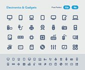 Electronics & Gadgets - Ants Icons
