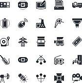 Electronics Vector Icons 6
