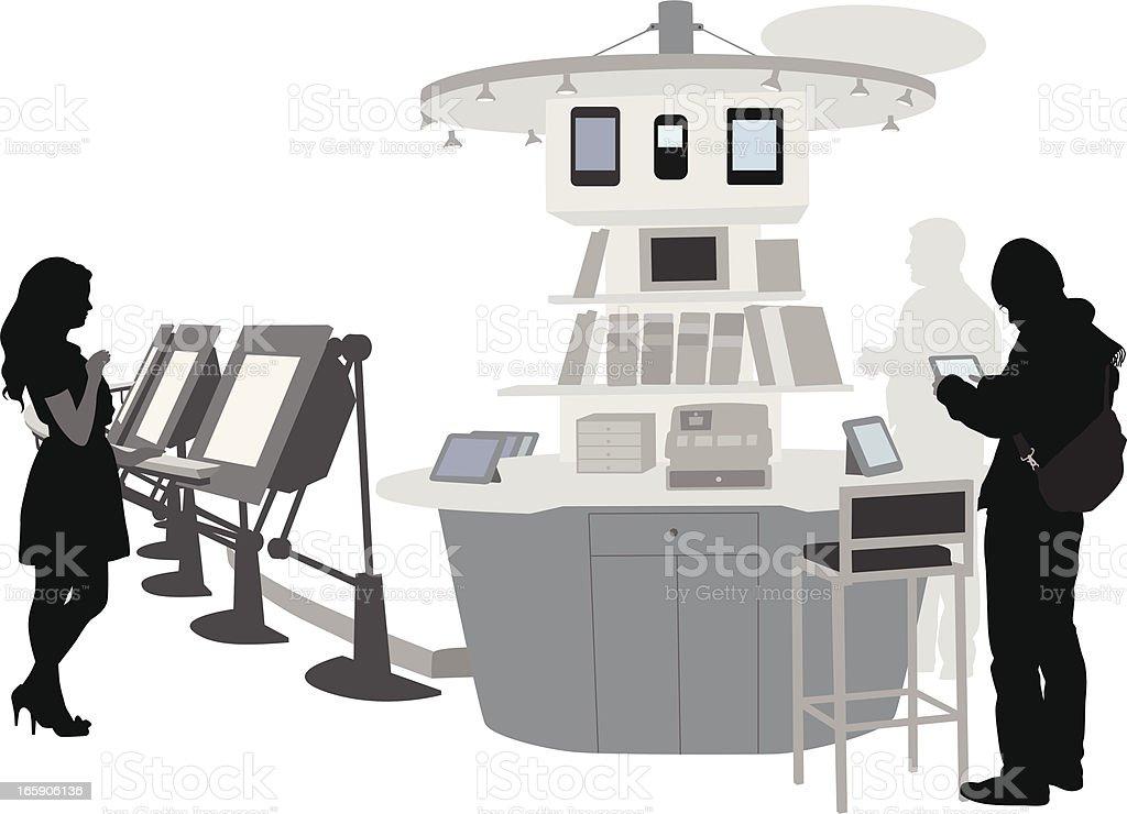 Appareils électroniques - Illustration vectorielle