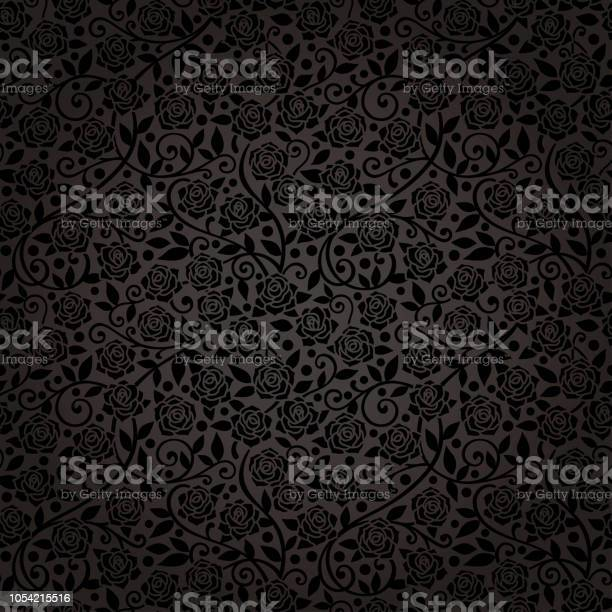 Elegance seamless wallpaper with black roses vector id1054215516?b=1&k=6&m=1054215516&s=612x612&h=3lgg6lpipcfntry3upqodvb9qjjirncymdc9pzc961i=