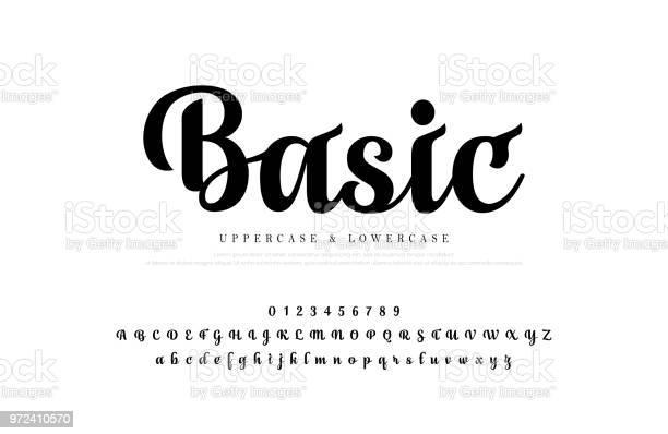 Elegant alphabet letters set classic custom lettering designs for vector id972410570?b=1&k=6&m=972410570&s=612x612&h=8rwp4 vnbirp5it gkfzwrmchikbbtdbxltxu13g5rw=