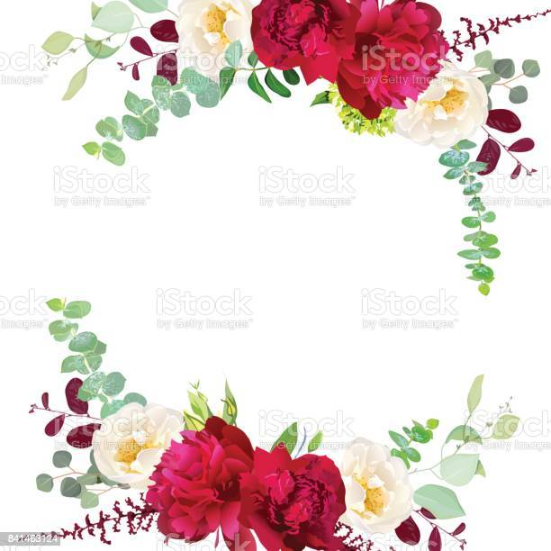 Elegant autumn round floral bouquet vector design frame vector id841463124?b=1&k=6&m=841463124&s=612x612&h=tvwrqdlixqqkm0lk3ufqzbplmuldnamnfv50 mvf 24=