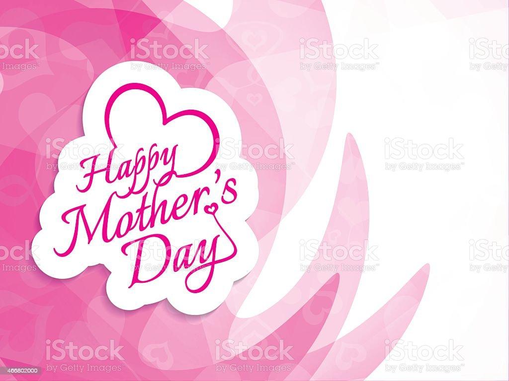 Fondos Para El Dia De La Madre: Elegante Diseño De Fondo Para El Día De La Madre
