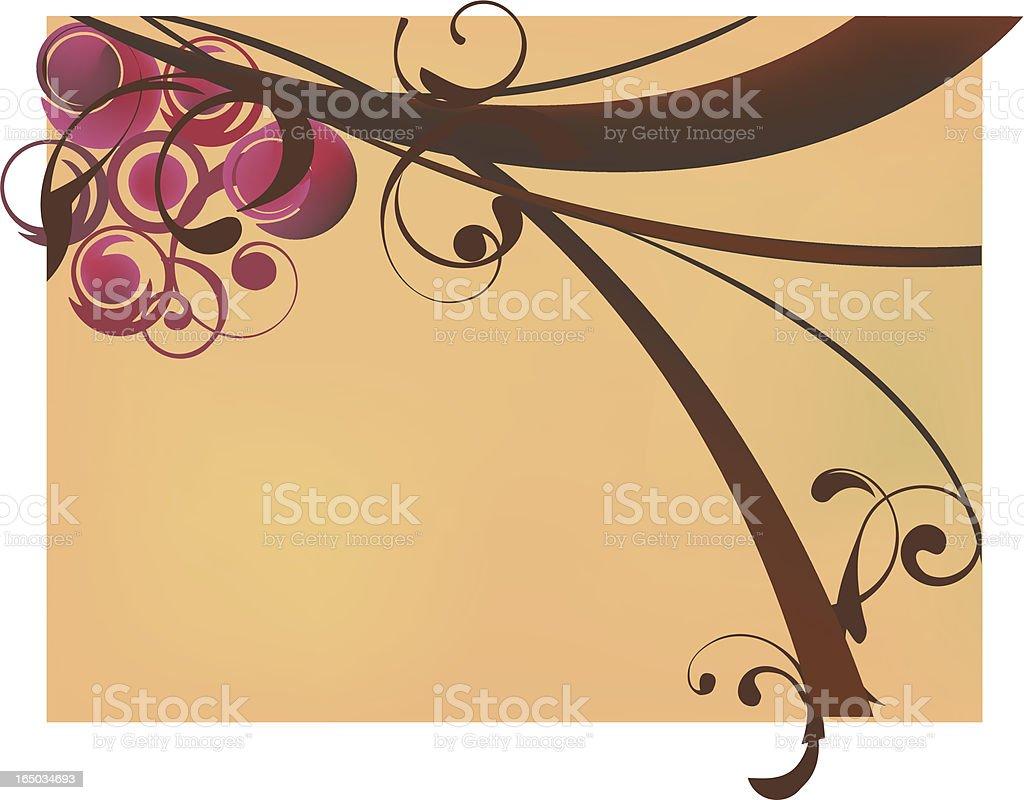 elegant background royalty-free stock vector art