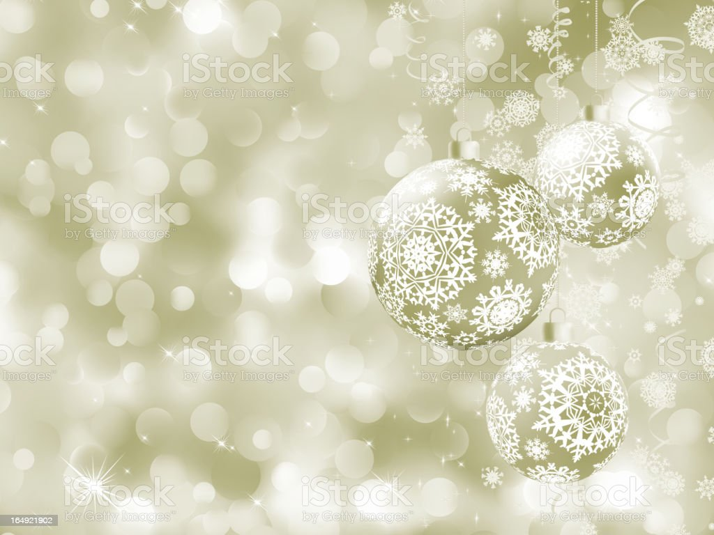 Elegant Christmas balls on abstract . EPS 8 royalty-free elegant christmas balls on abstract eps 8 stock vector art & more images of abstract