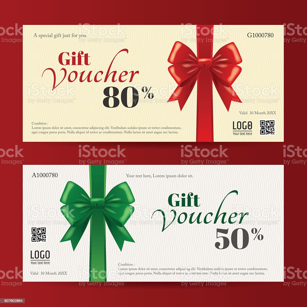 Elegant christmas gift card or gift voucher template stock vector elegant christmas gift card or gift voucher template royalty free elegant christmas gift card or alramifo Images