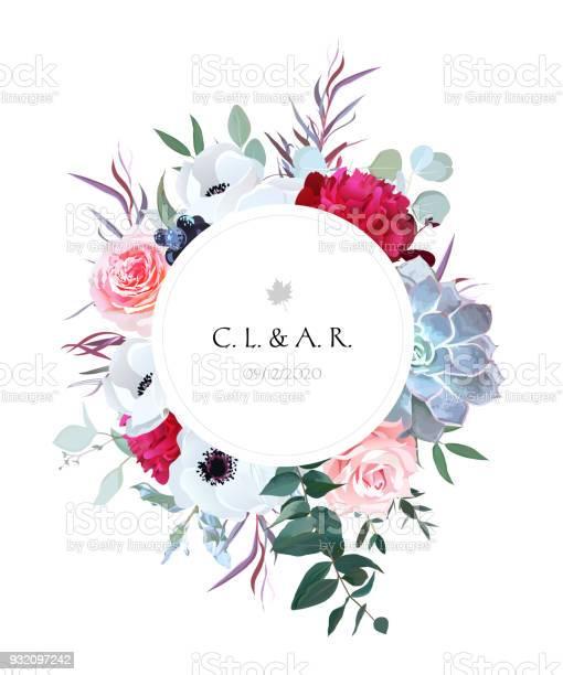 Elegant floral label frame arranged from leaves and flowers vector id932097242?b=1&k=6&m=932097242&s=612x612&h=xknf1al5bglwic25s9xapzor eq000kxhqtsamdz5fi=