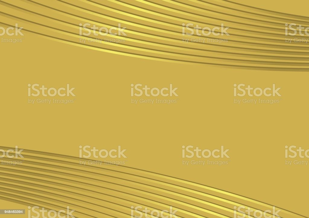 Elegant Golden Background With Golden Wire Patterns Copy Space ...