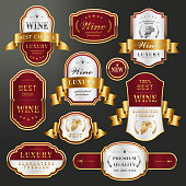 istock elegant golden labels collection 513303498