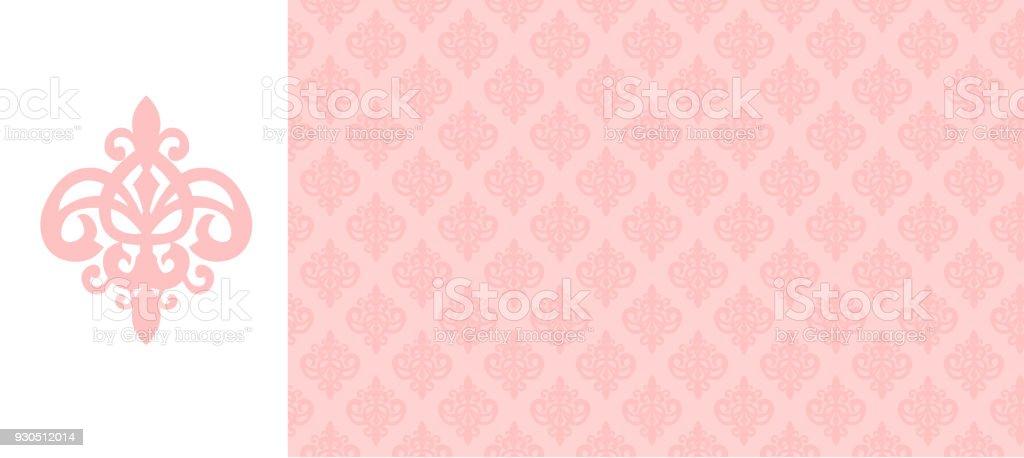Elegant invitation vector pattern floral seamless background little elegant invitation vector pattern floral seamless background little princess royalty free elegant invitation stopboris Choice Image