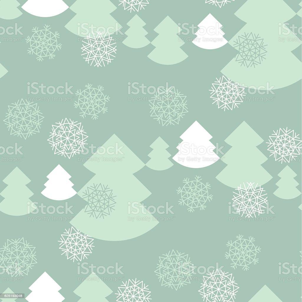 Elegant Pale Color Christmas Background Xmas Faminin Style Seam ...