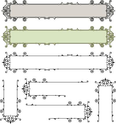 Elegant Sign Design Panels