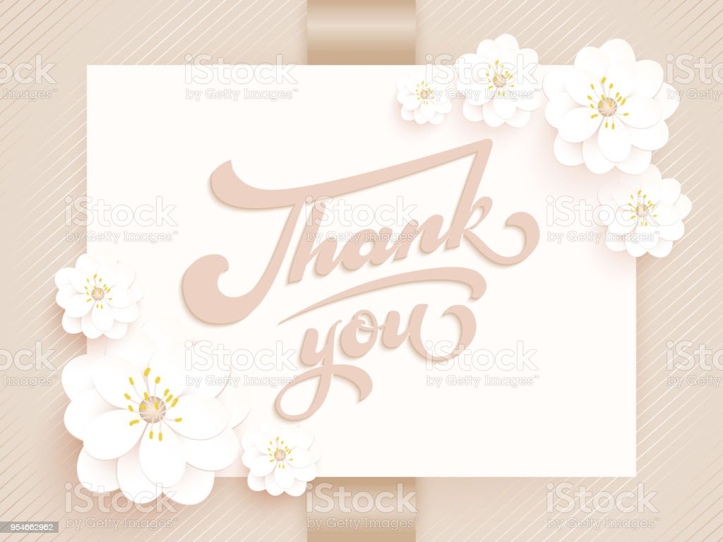 Elegant vector thank you vector invitation card with background and elegant vector thank you vector invitation card with background and frame with flower elements and stopboris Image collections