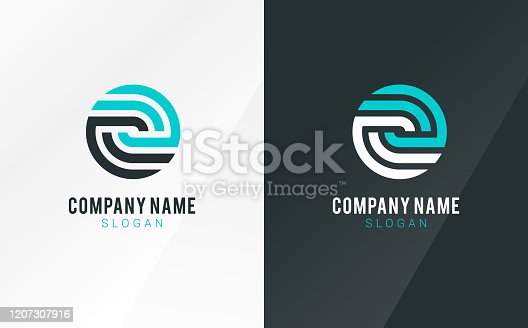 Vector element design template for business.