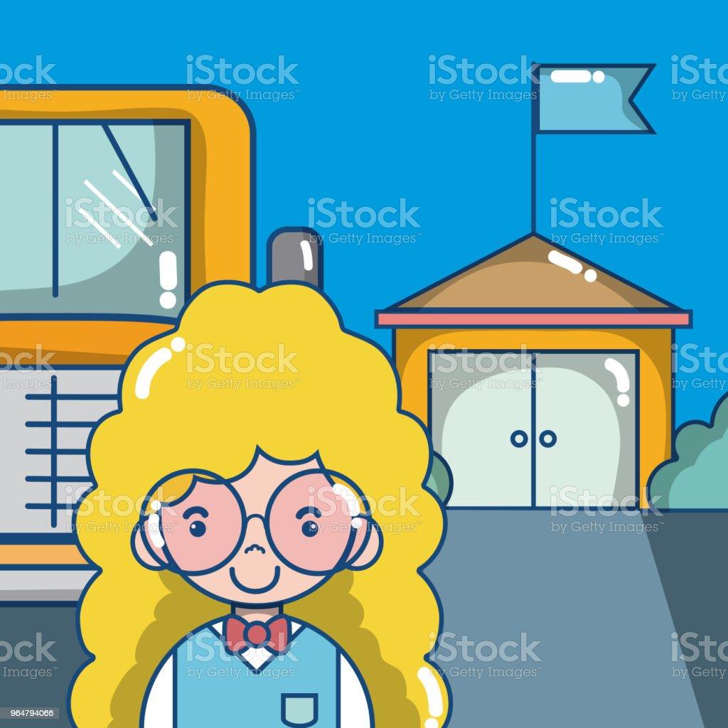 Elementary school cartoons royalty-free elementary school cartoons stock vector art & more images of adult