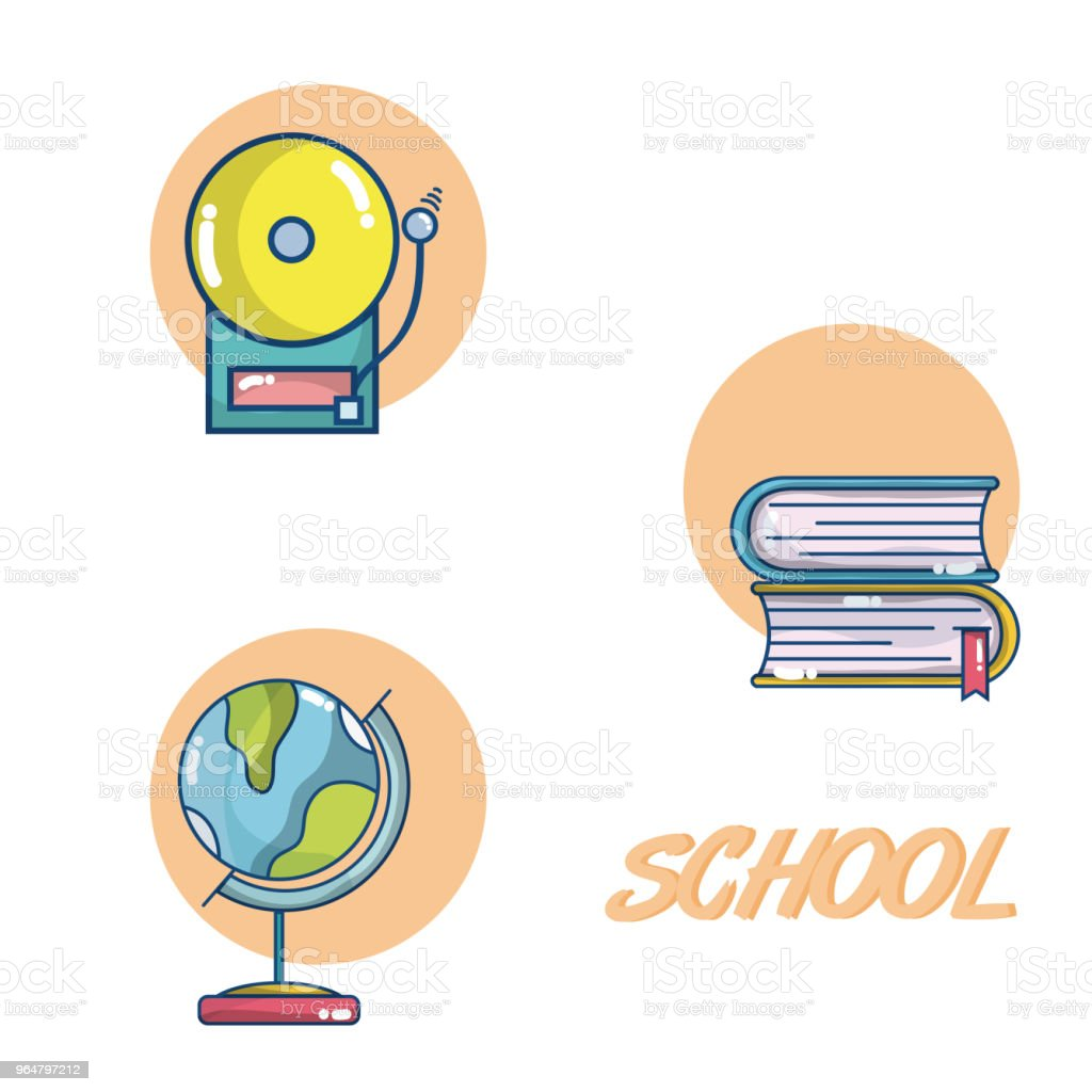 Elementary school icons royalty-free elementary school icons stock vector art & more images of adult
