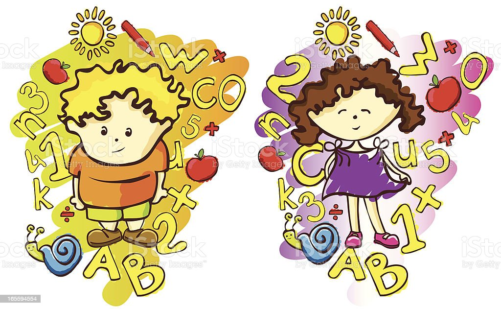 elementary school royalty-free elementary school stock vector art & more images of alphabet