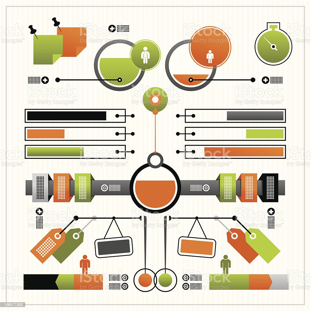 elements of infographics royalty-free elements of infographics stock vector art & more images of advice