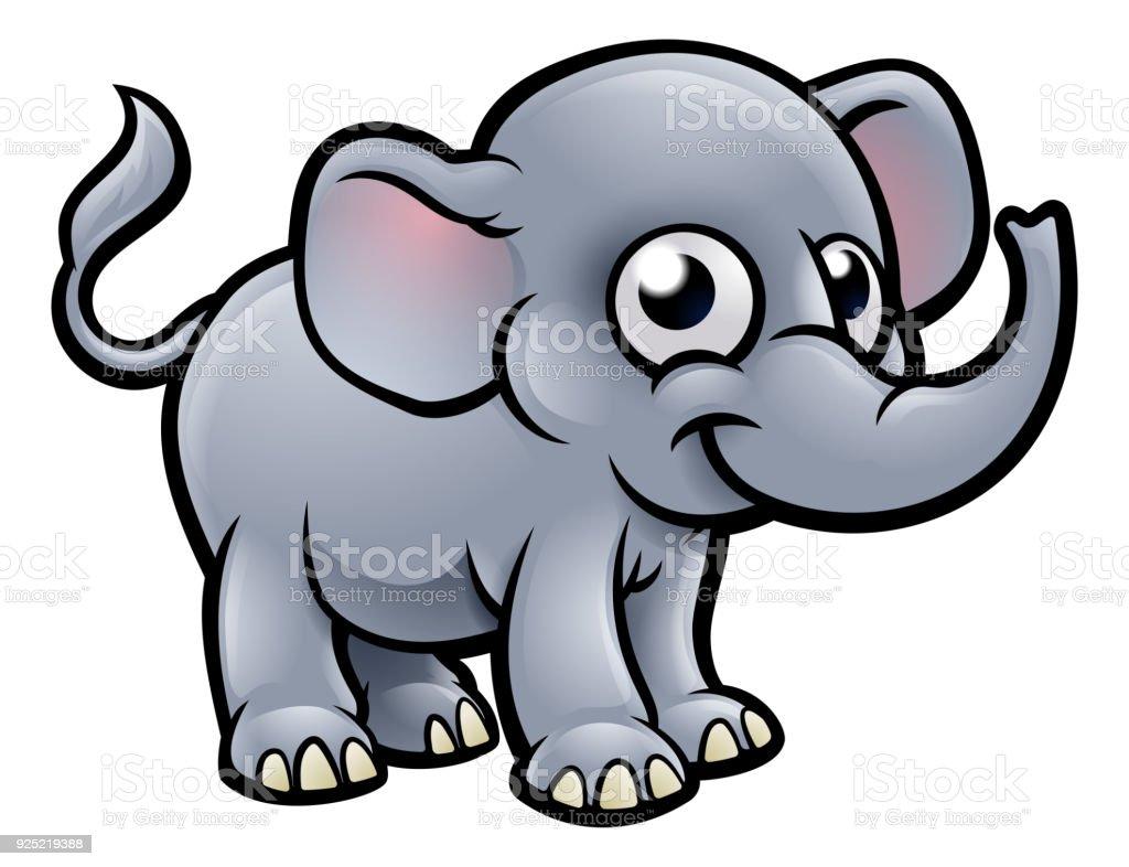 elefanten comic stock vektor art und mehr bilder von afrika 925219388 istock. Black Bedroom Furniture Sets. Home Design Ideas