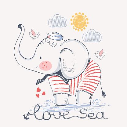 Elephant sailor