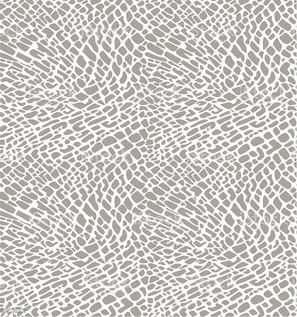 Elephant skin royalty-free stock vector art