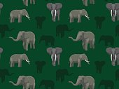 Elephant Wallpaper 1