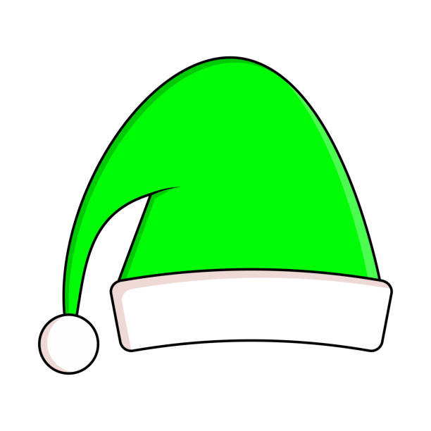 Royalty Free Elf Hat Clipart Clip Art, Vector Images ...