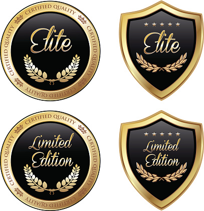 Elite And Limited Edition Emblems