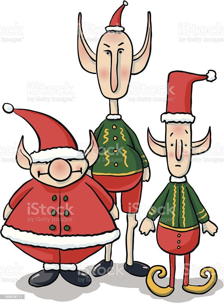 Elves royalty-free elves stock vector art & more images of assistance
