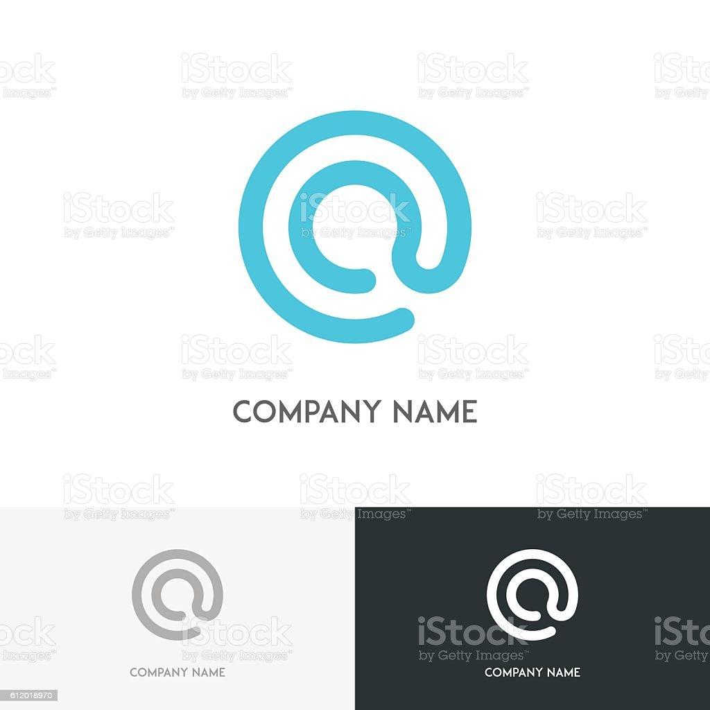 Email design element - Illustration vectorielle