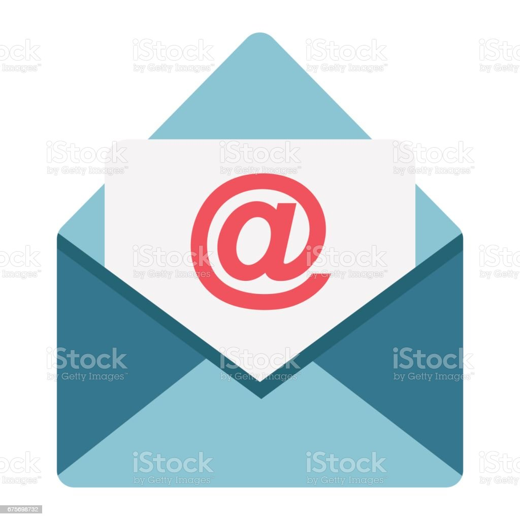 Email flat icon, envelope and website button, vector graphics, a colorful solid pattern on a white background, eps 10. royalty-free email flat icon envelope and website button vector graphics a colorful solid pattern on a white background eps 10 stock vector art & more images of azerbaijan