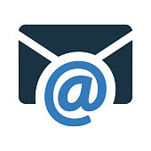 istock Email Marketing icon / vector graphics 1257404830