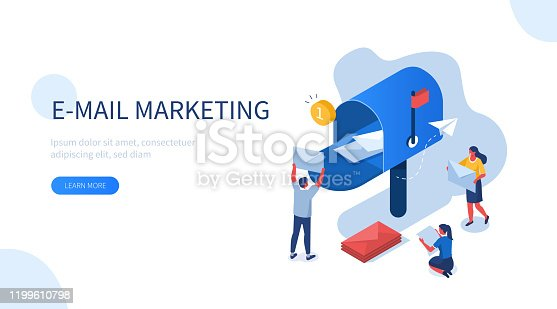 istock email marketing 1199610798